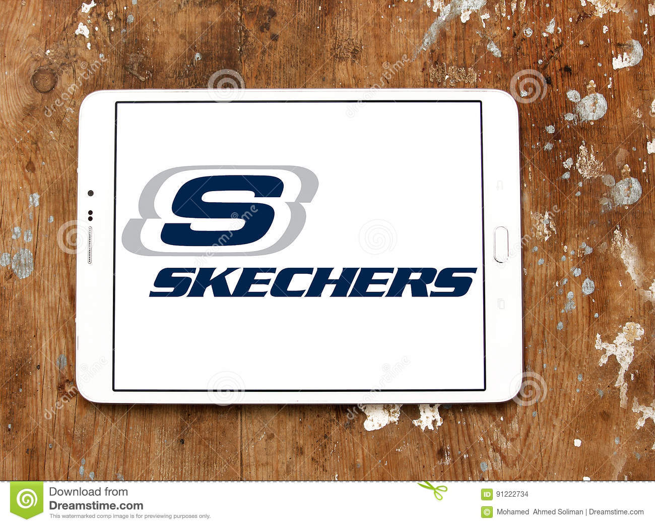 09592059dcbc Skechers shoes brand logo editorial stock image. Image of commercial ...