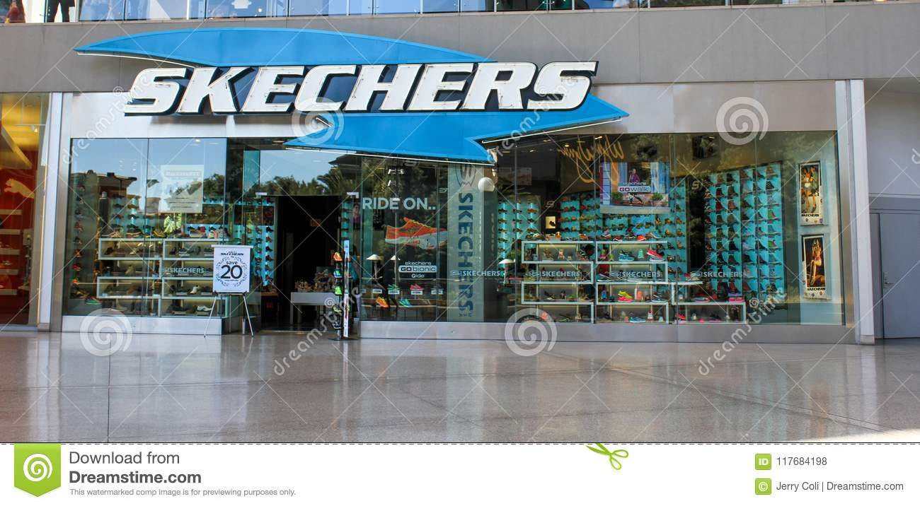 30b6f419dc28 Skechers Store in downton Las Vegas