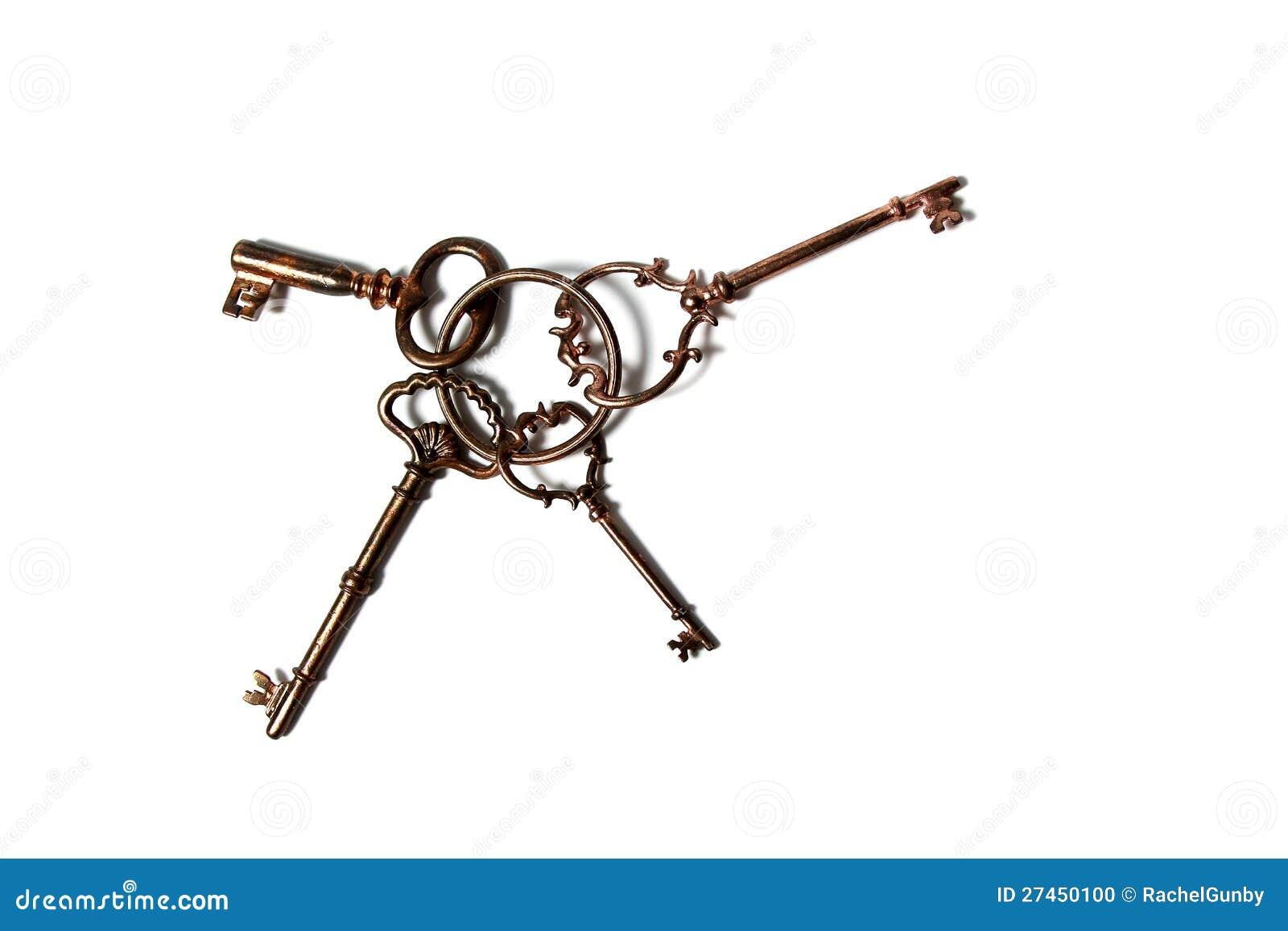 Duplicate skeleton key