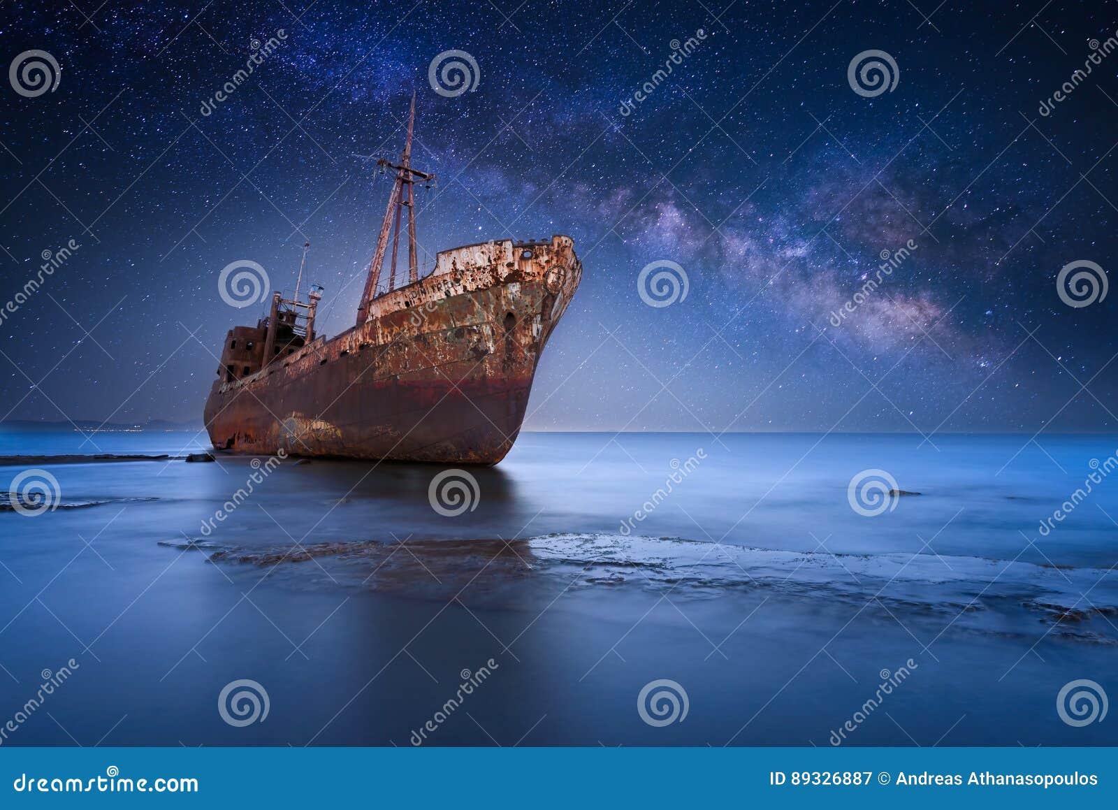 Skeppsbrott