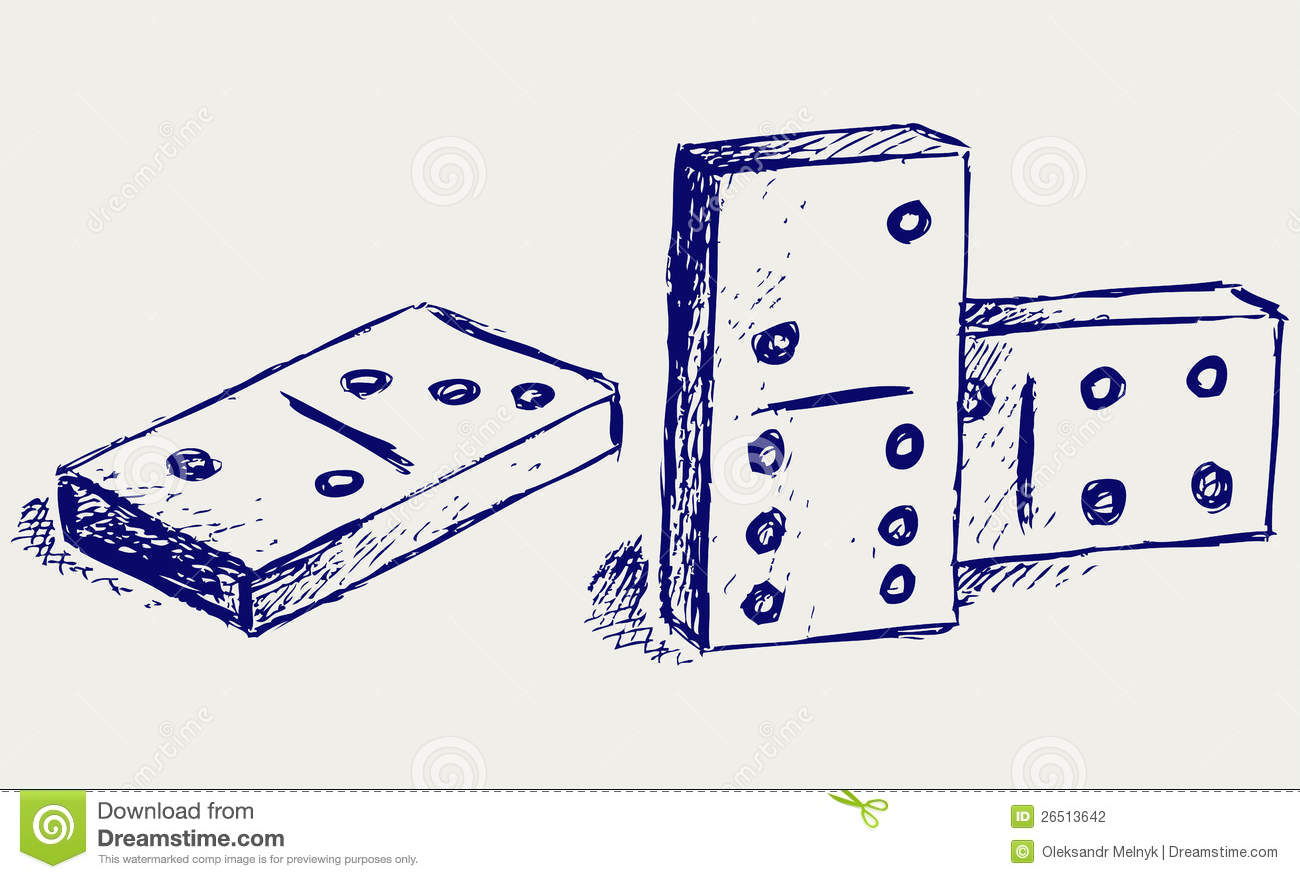 Sketch Dominoes...