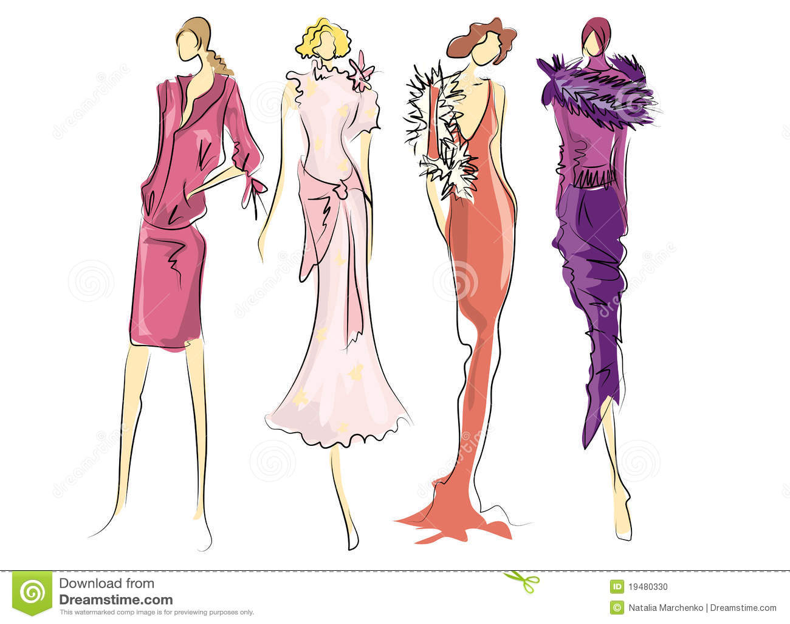 Op Art Fashion Trend