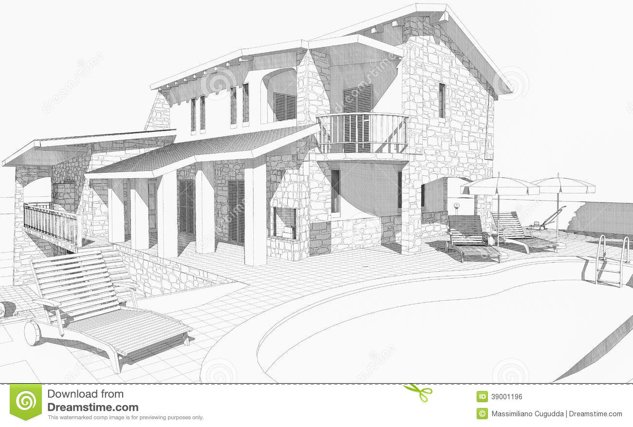 Sketch House Wwwpixsharkcom Images Galleries With A
