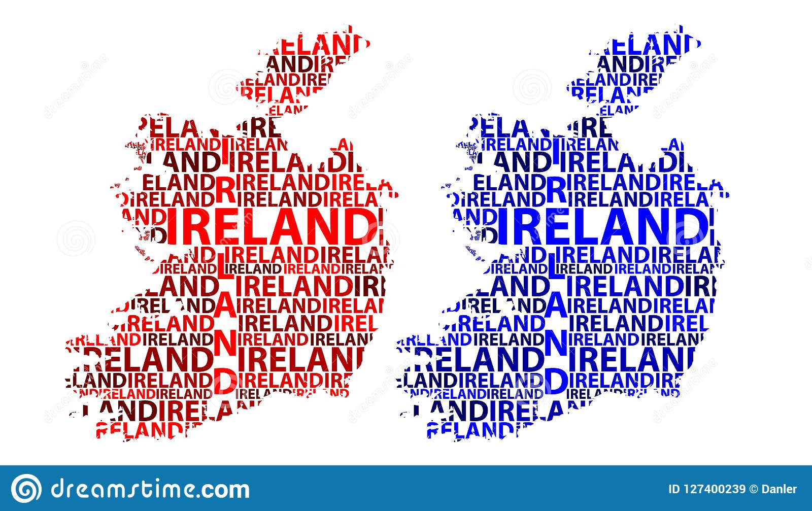 Map Of Ireland Vector.Map Of Ireland Vector Illustration Stock Vector Illustration Of