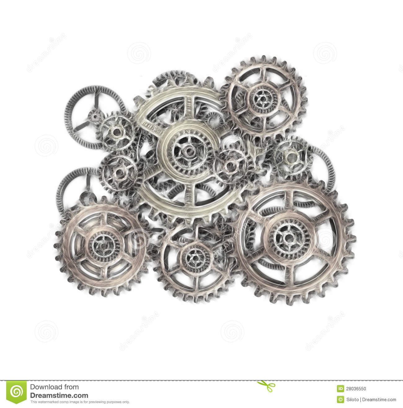 Grandfather Clock Gear Diagram Grandfather Clocks Inner ...