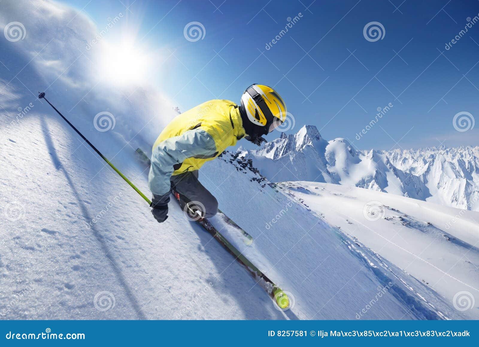 Skiër