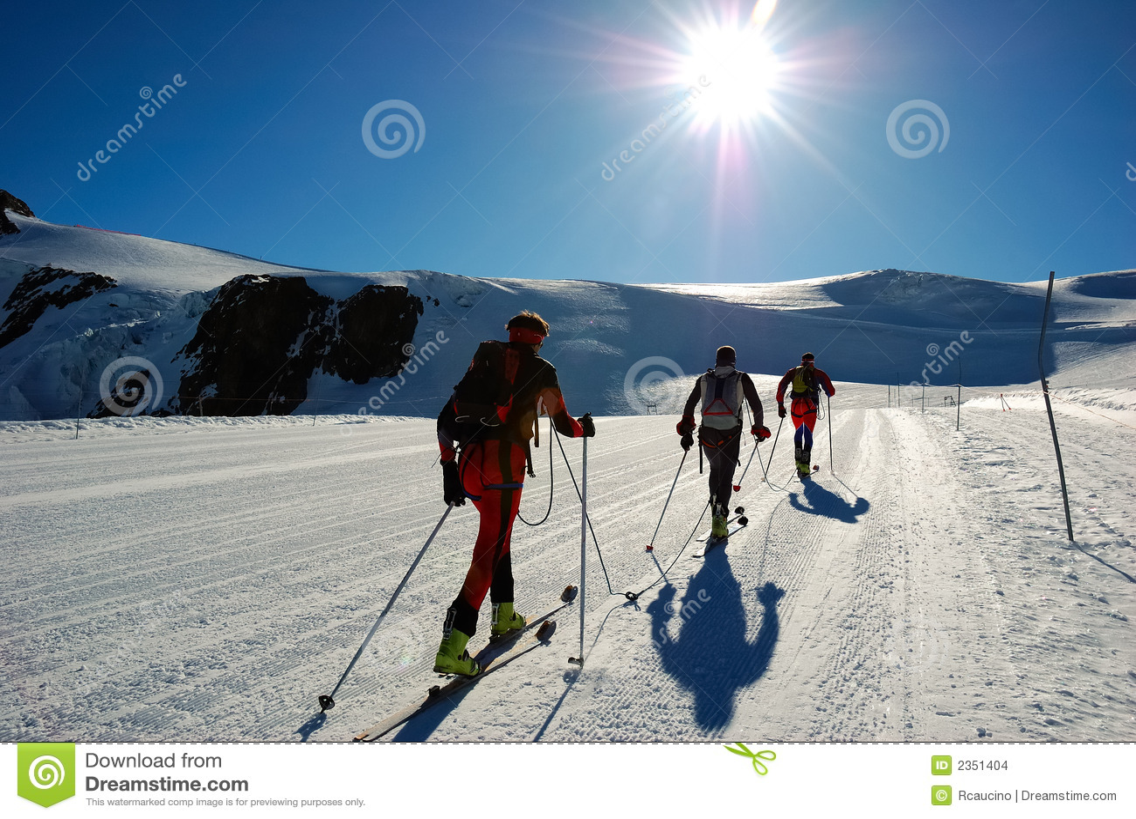 Ski de Backcountry
