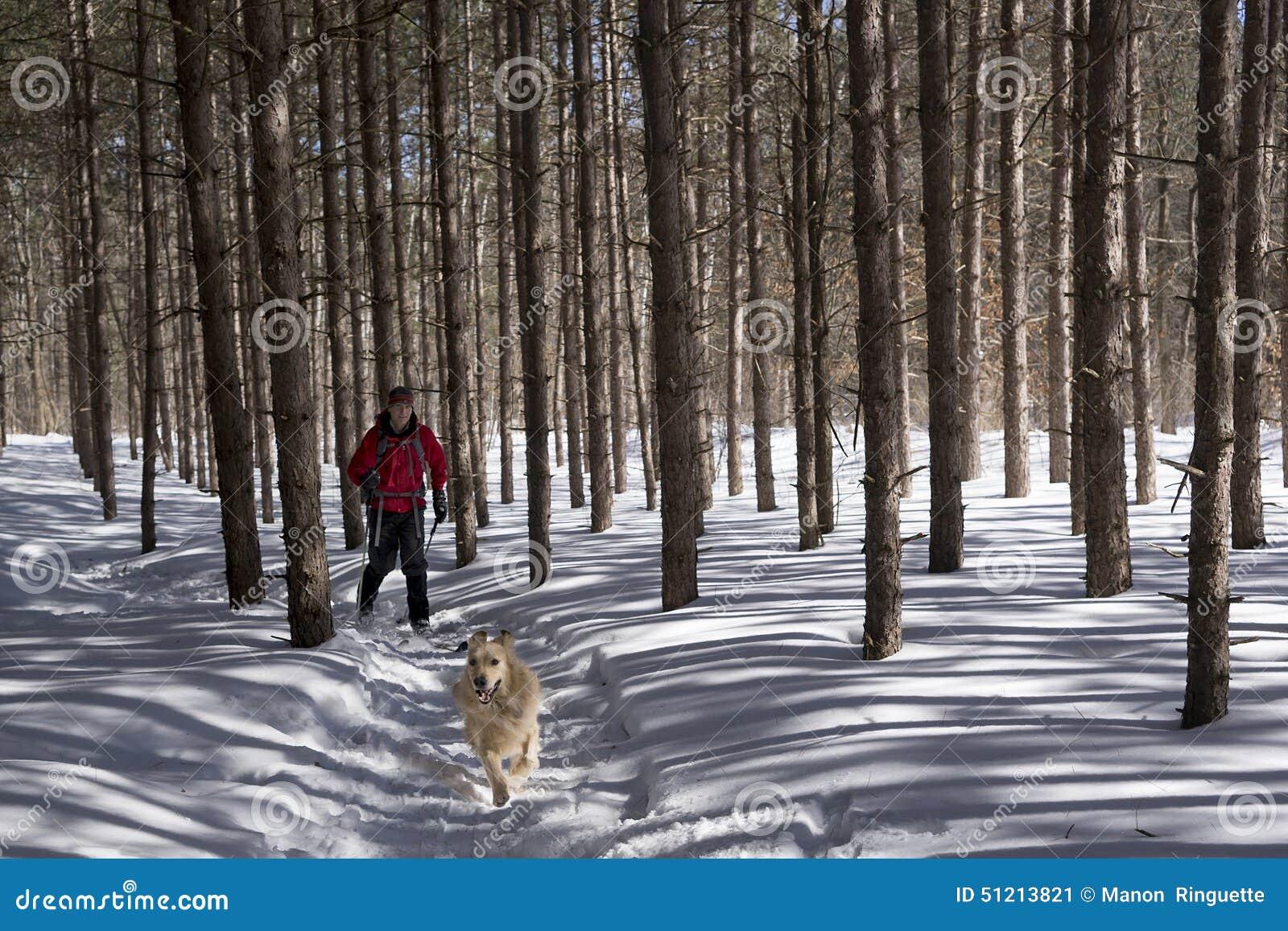 Ski?end in Northumberland Provincie, Ontario