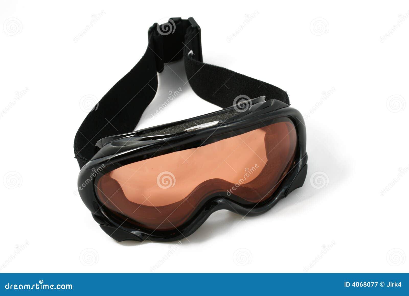 Ski Glasses Vector Illustration