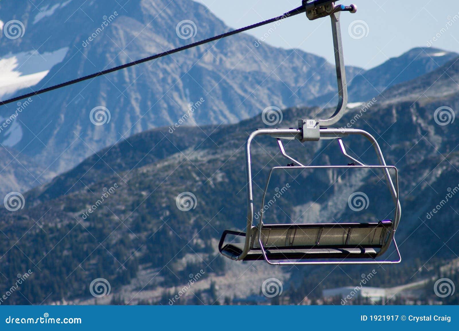 Charmant Ski Lift Chair