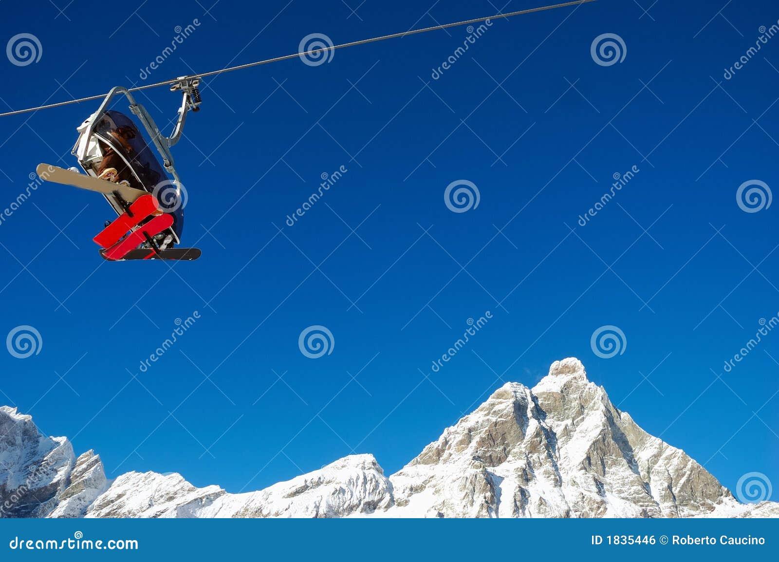 Ski lift Matterhorn