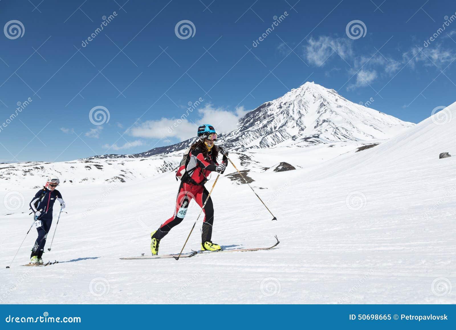 Ski Mountaineering Championships: Girl Ski Mountaineer ...