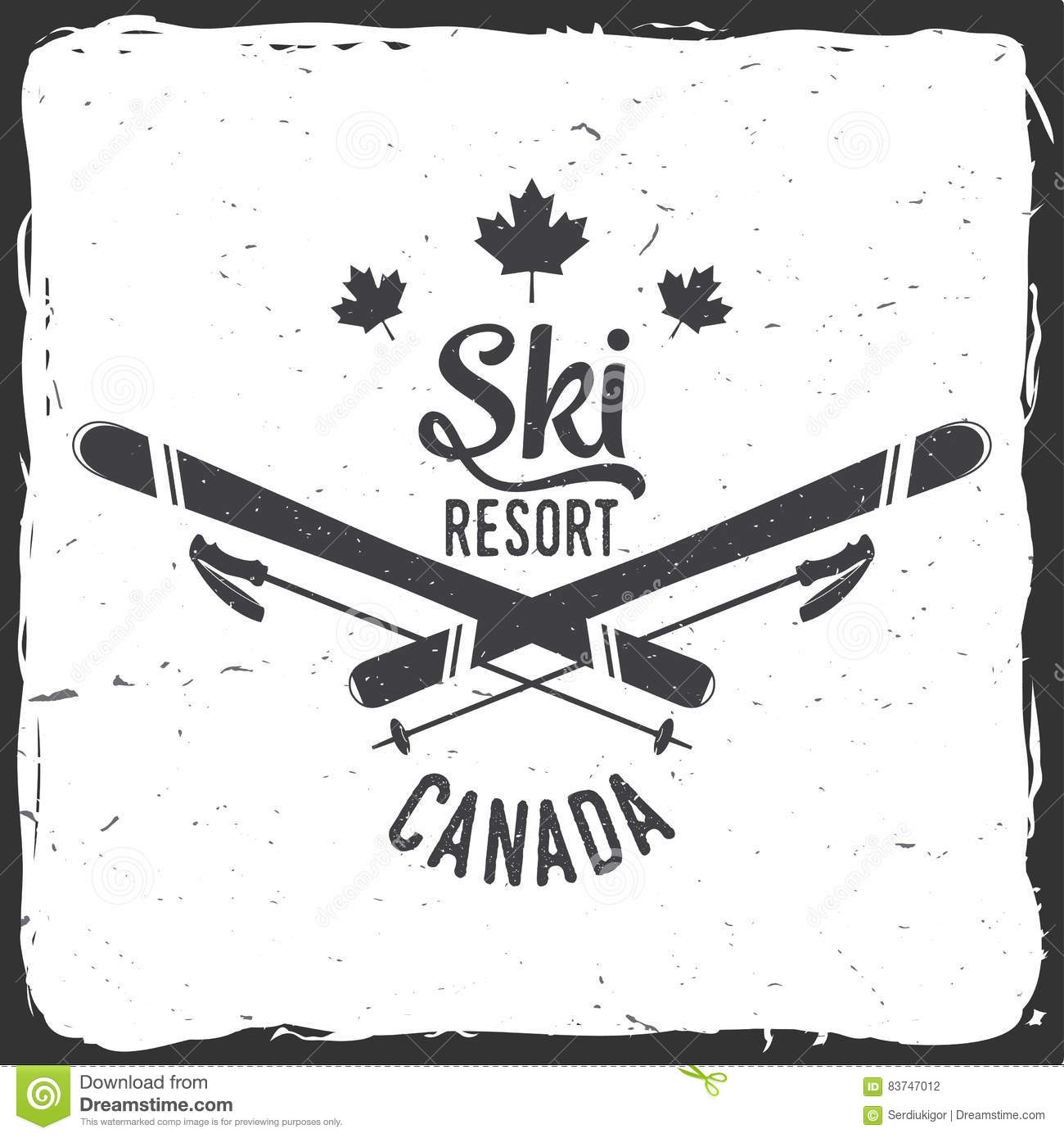 Ski cartoons illustrations vector stock images 12456 for Ski designhotel