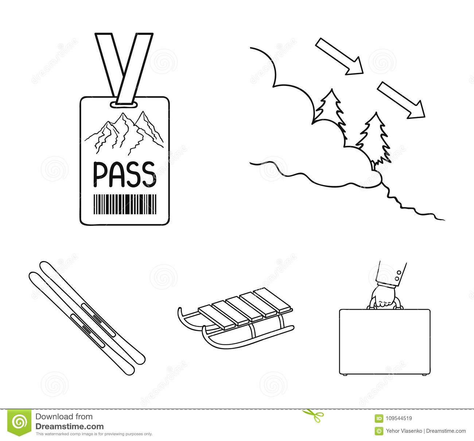 avalanche cartoons  illustrations  u0026 vector stock images