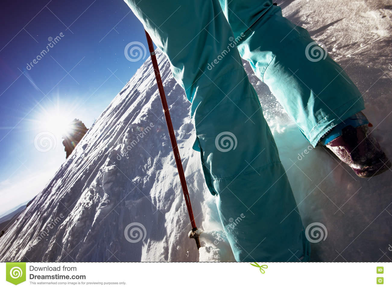 """mountains uphill """"skinning is one part aerobic hill workout, one part downhill skiing,"""" said ted mahon, an avid uphill skier and a 20-year veteran ski instructor with the aspen skiing company who teaches uphill touring """"it's more than just exercise you're climbing a mountain"""" he added that it can be """"meditative"""" with """"an."""