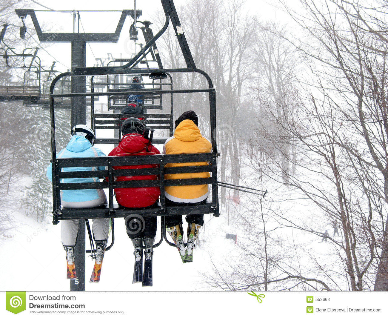 Definition of Chairlift by Merriam-Webster