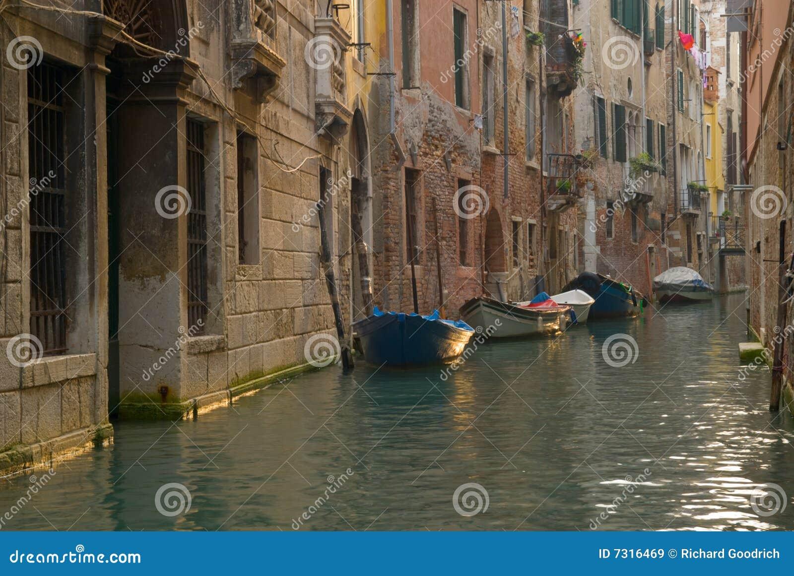 Skiffs veneziani