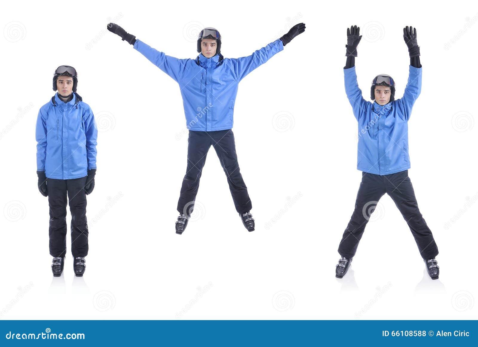 imagenes de ejercicios jumping jacks