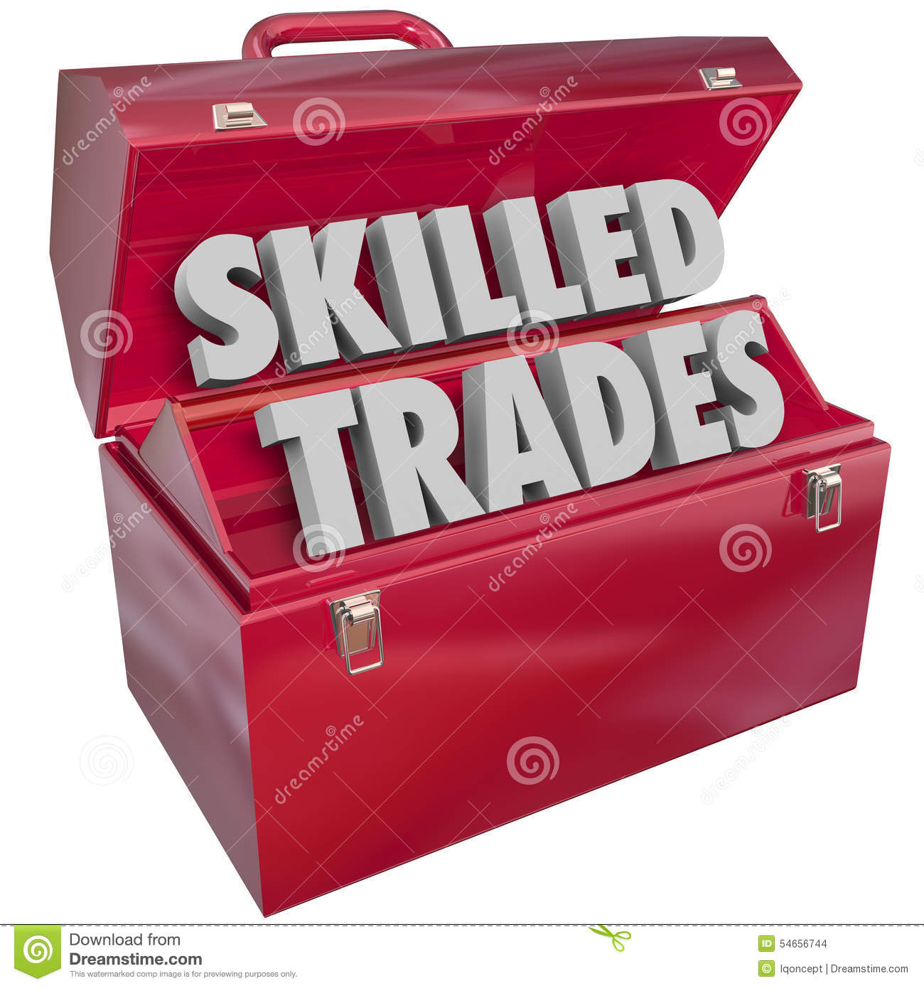 Trades Directory Trades: Skilled Trades Toolbox Technician Mechanic Blue Collar
