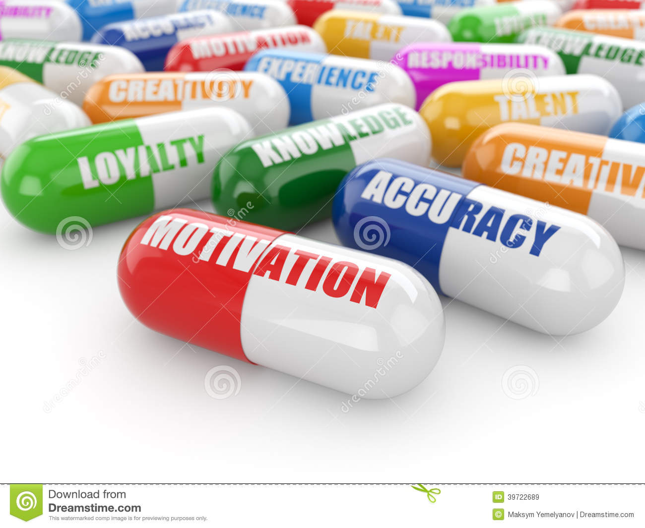 skills for success pills a list of positive qualities for skills concept pills a list of positive qualities for empl royalty stock images