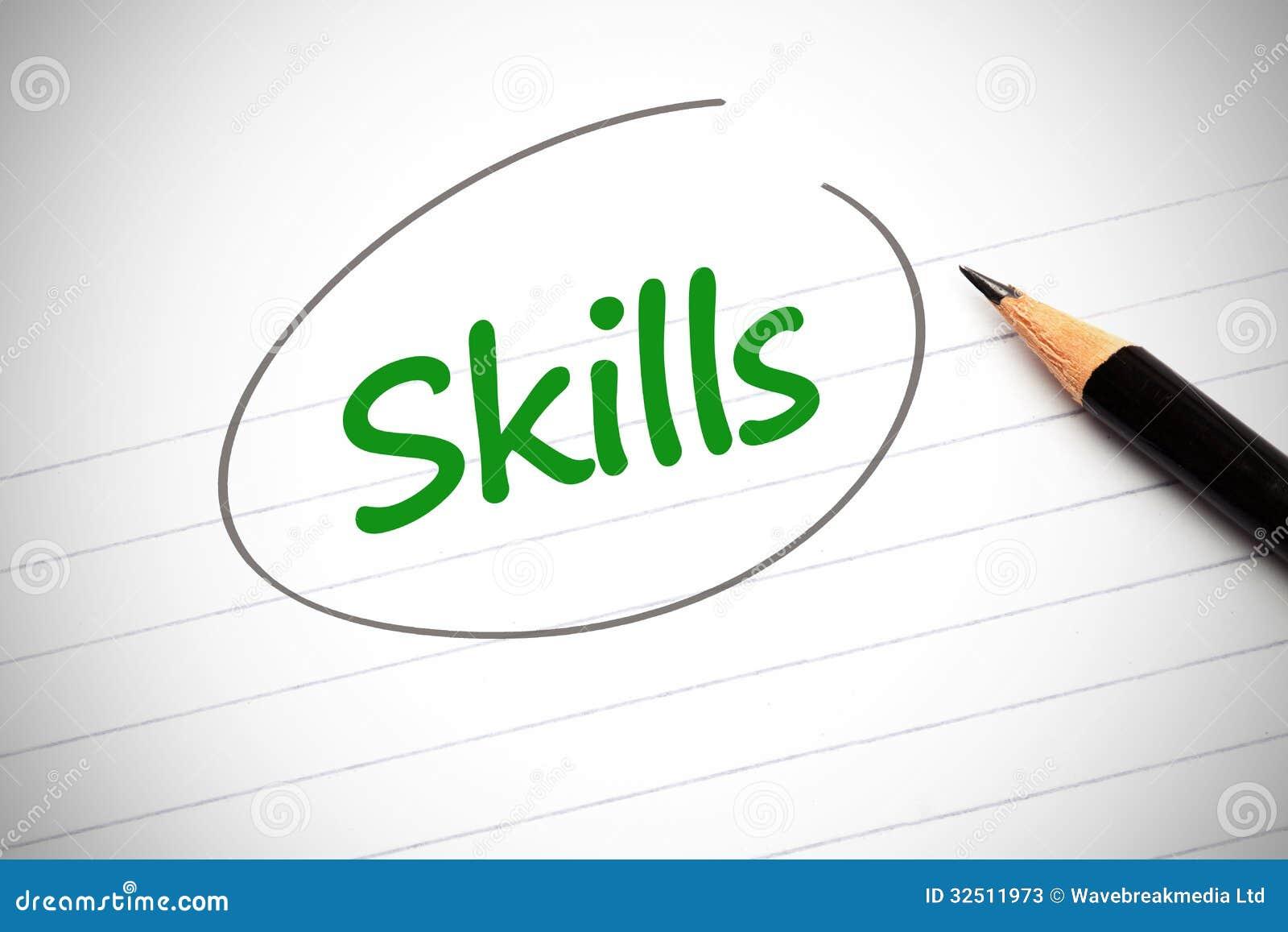 skill s
