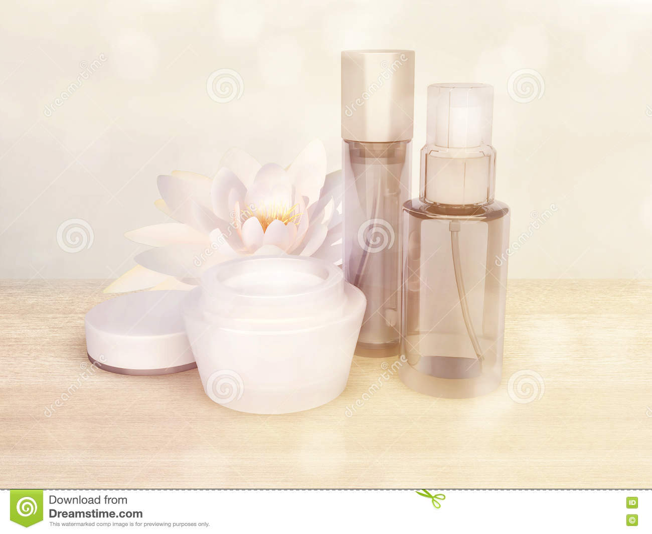 Skin care products with lotus flower stock photo image 78067648 beauty care cosmetics flower lotus products dhlflorist Gallery