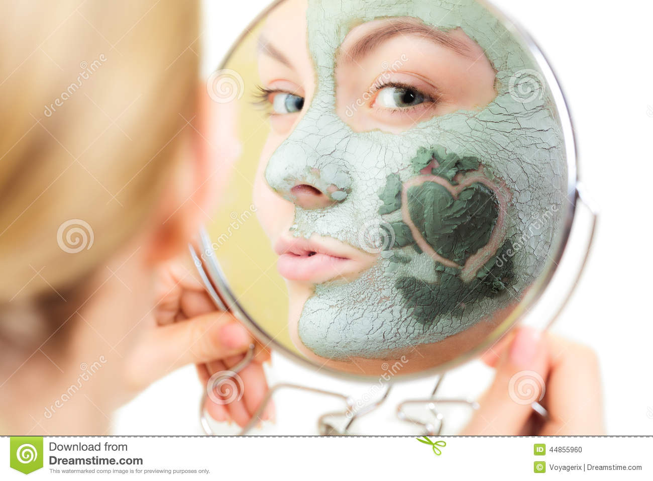how to take care of dry face