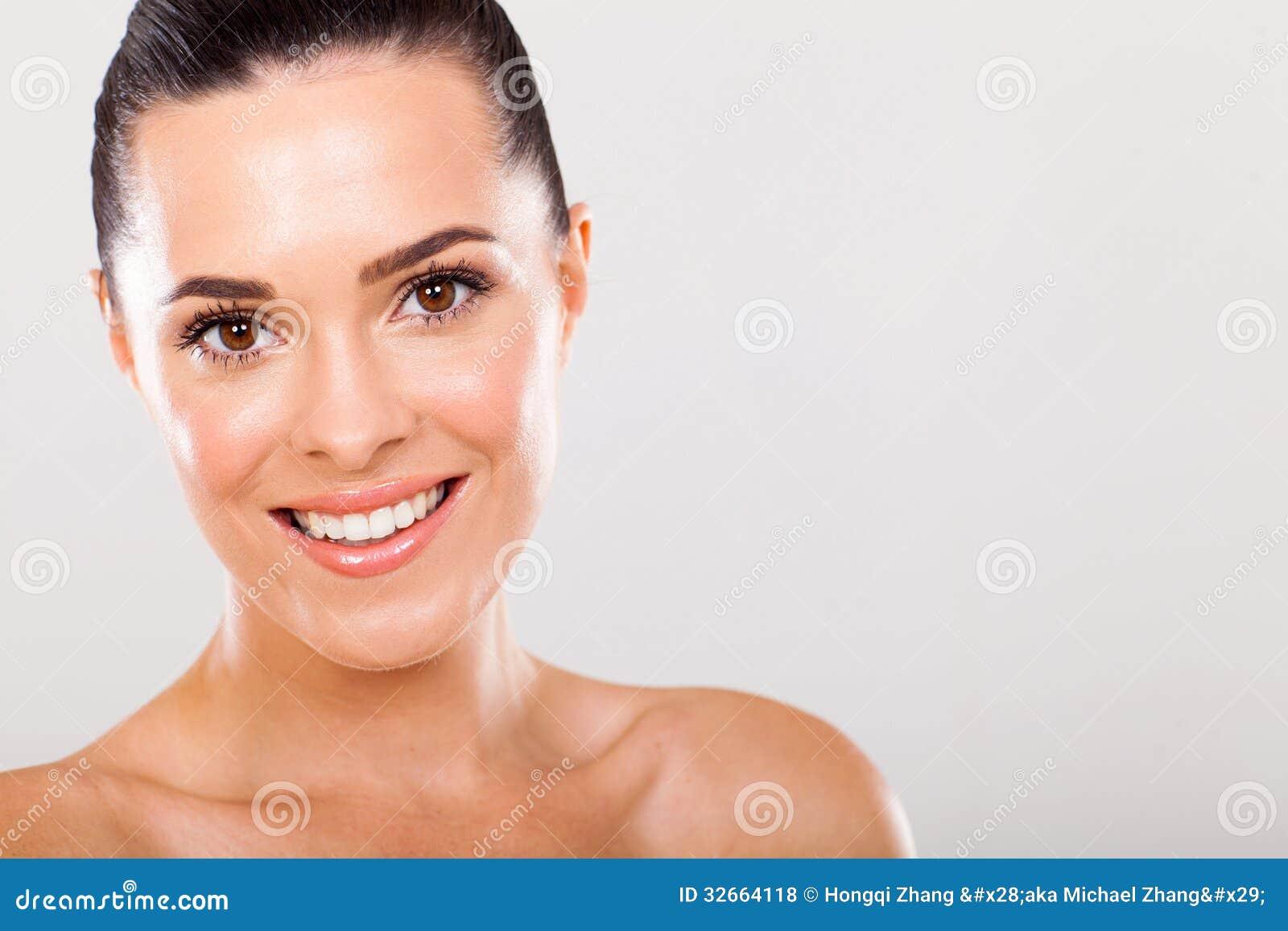 Skincare della donna