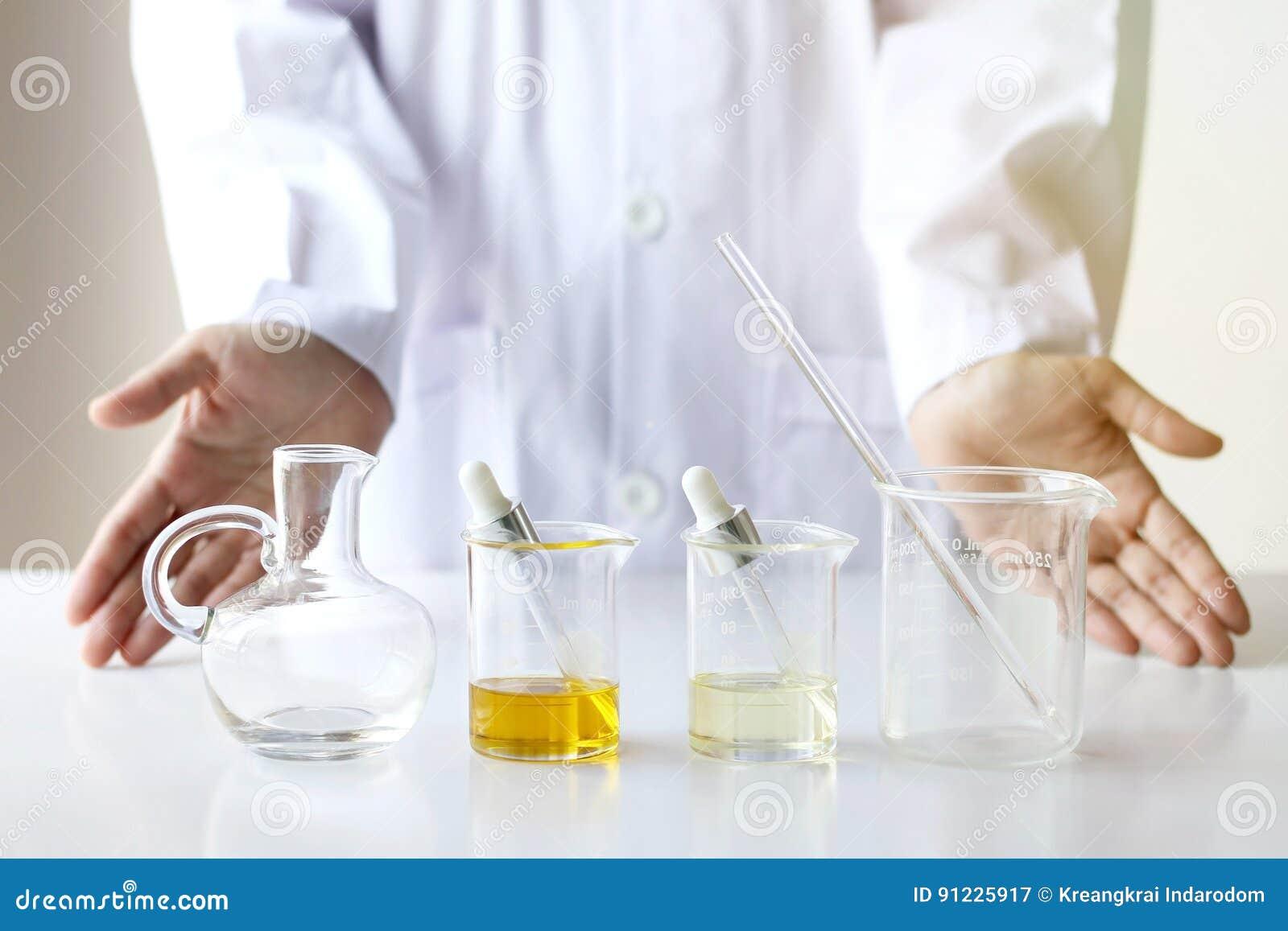 Skincare för vetenskaper för skönhetskönhetsmedel för formulera och blandnings, med växt- extrakt