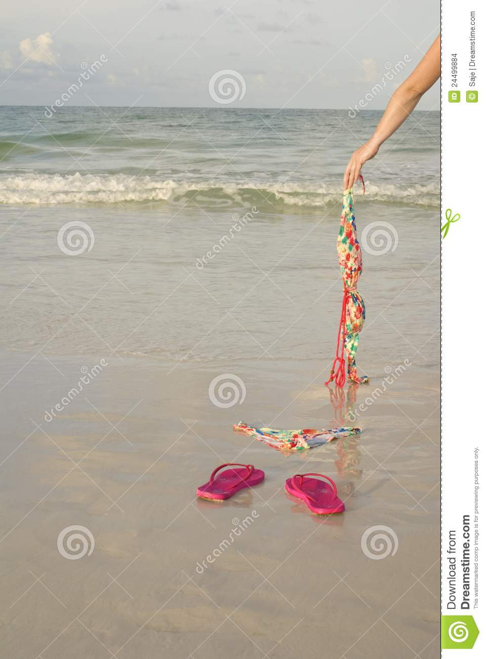 Fat People Can Go Skinny Dipping Too Stock Photo   Getty