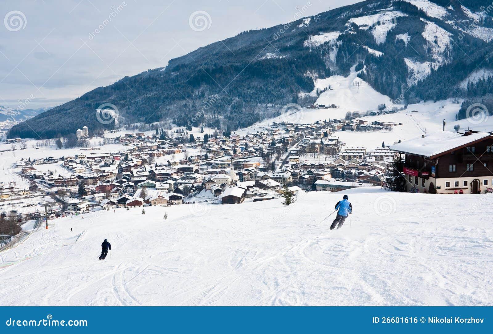 Skiort Kaprun - Maiskogel