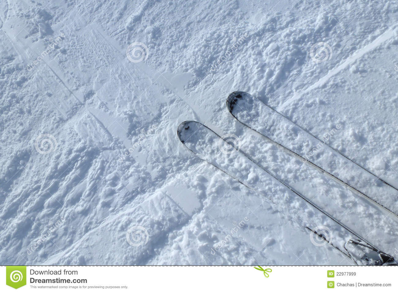 Displaying 16> Images For - Skis In Snow...