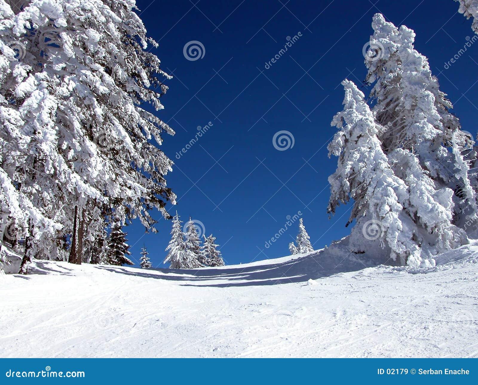 Skisteigung 3