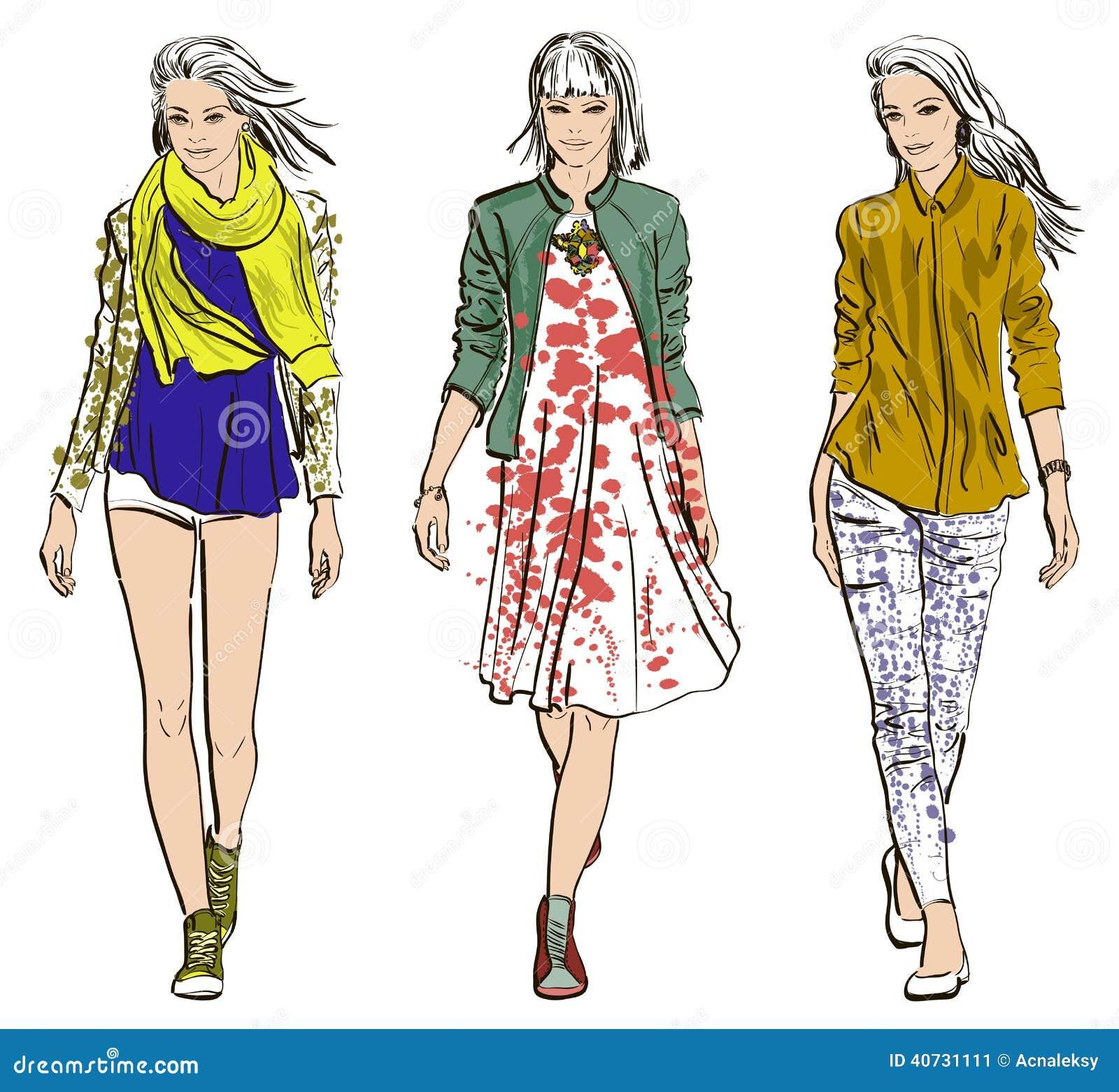 Fashionable Vetements Femmes