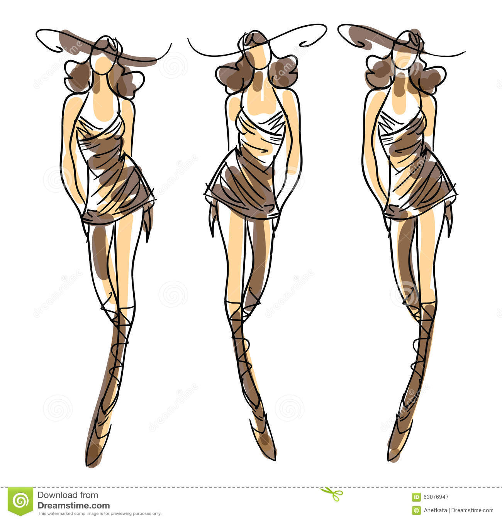 Ausgezeichnet Körperschablonenmode Bilder - Beispiel Wiederaufnahme ...
