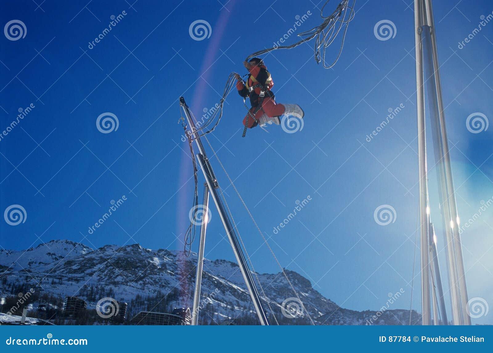 Skok do nieba