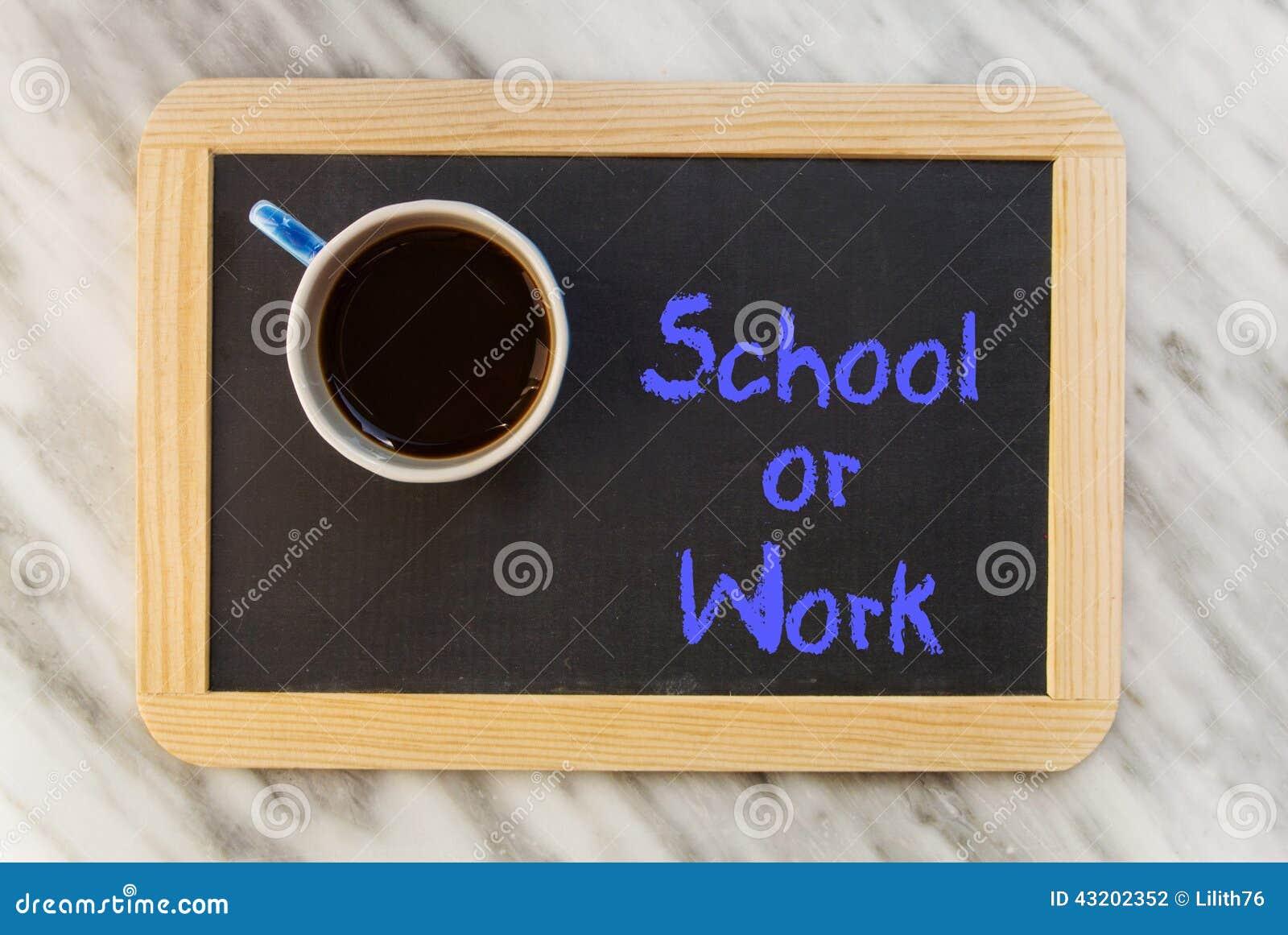 Download Skola eller arbete arkivfoto. Bild av insats, förbättrar - 43202352