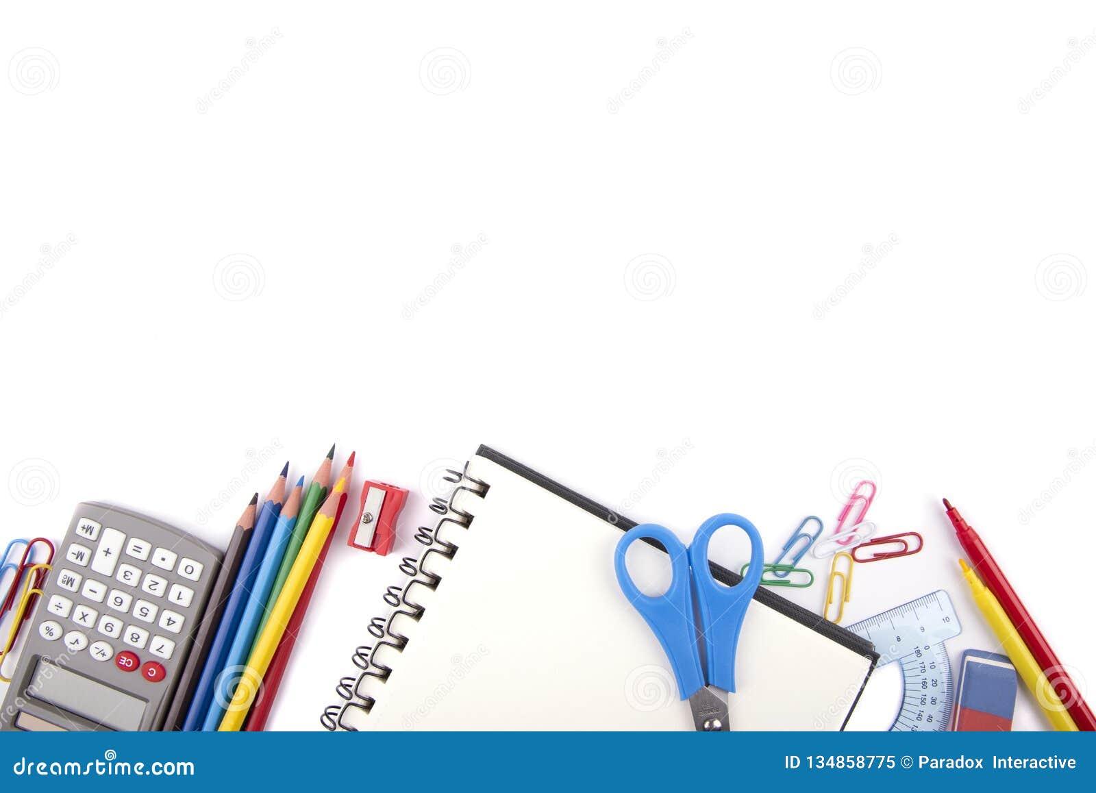 Skola- eller kontorstillförsel