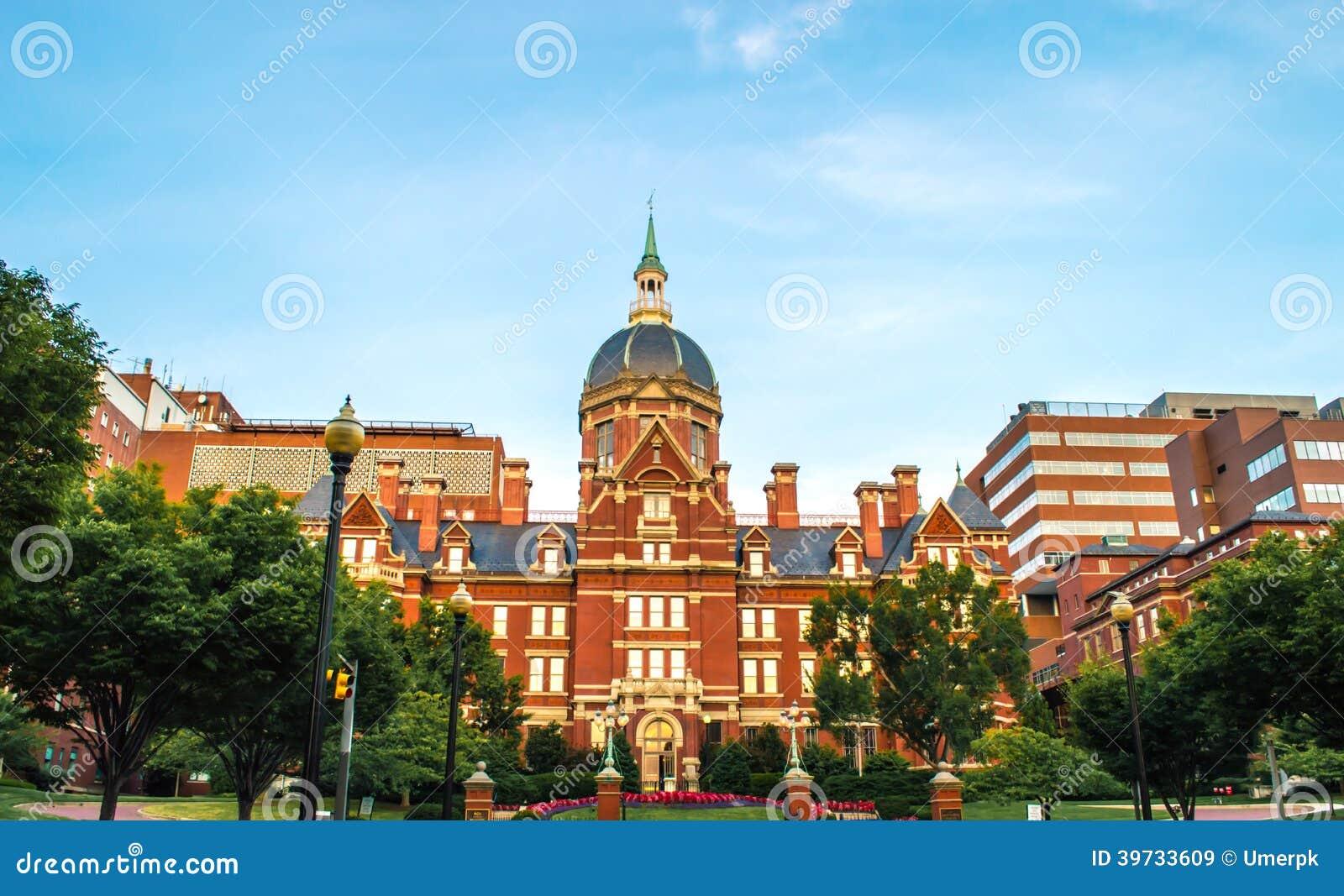 Skola för Johns Hopkins universitet av medicin