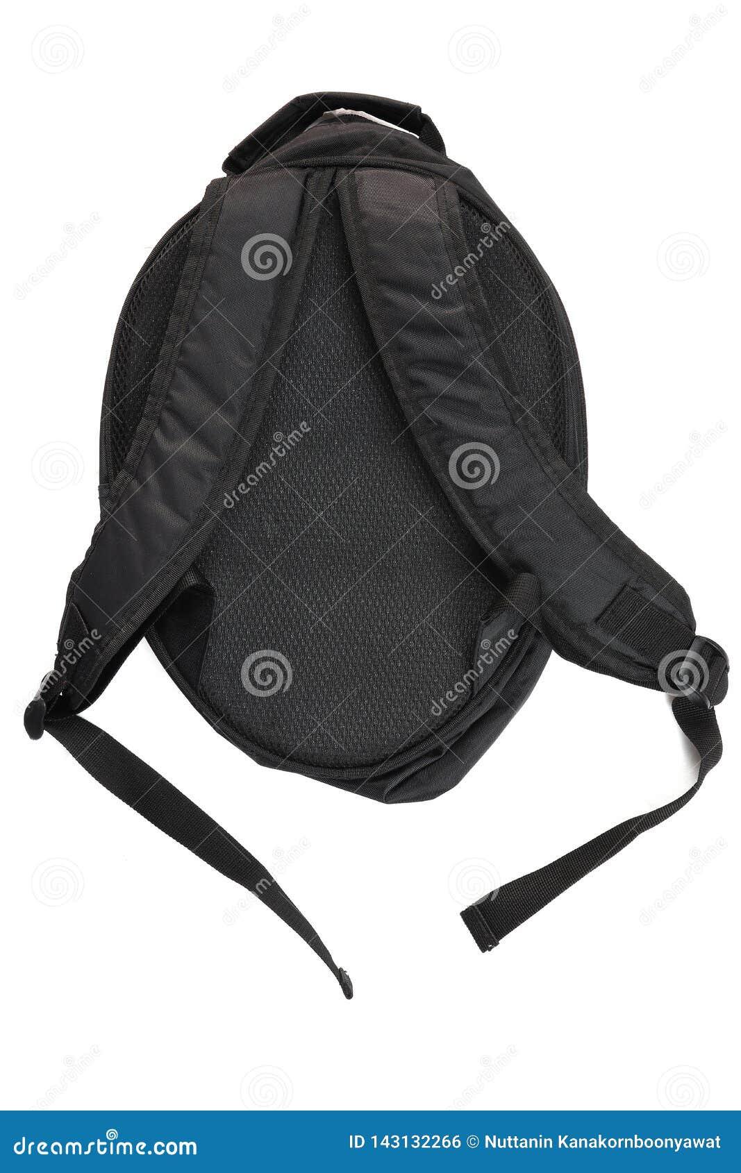 Skolaryggsäckar Ryggsäckar för skolbarn, studenter, handelsresande och turister Tillbaka till skola, tillbaka sida som isoleras p