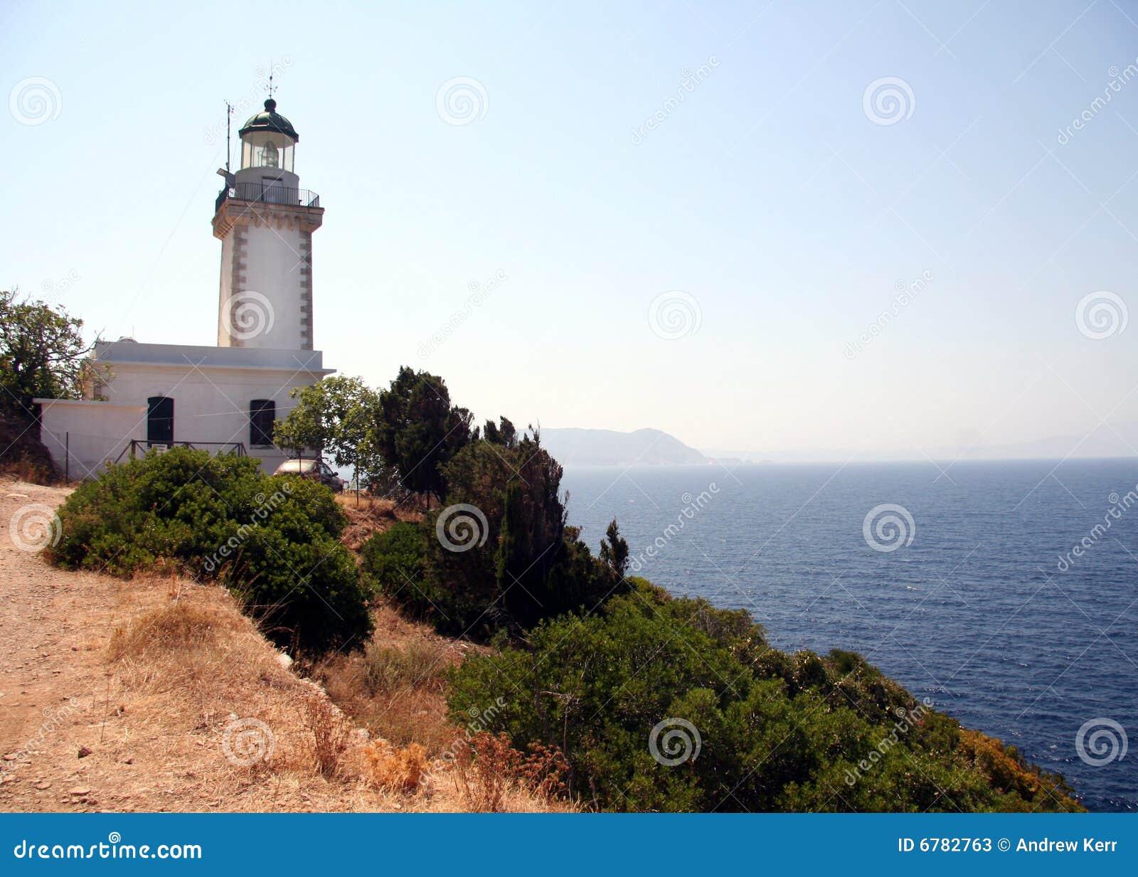 Skopelos lighthouse