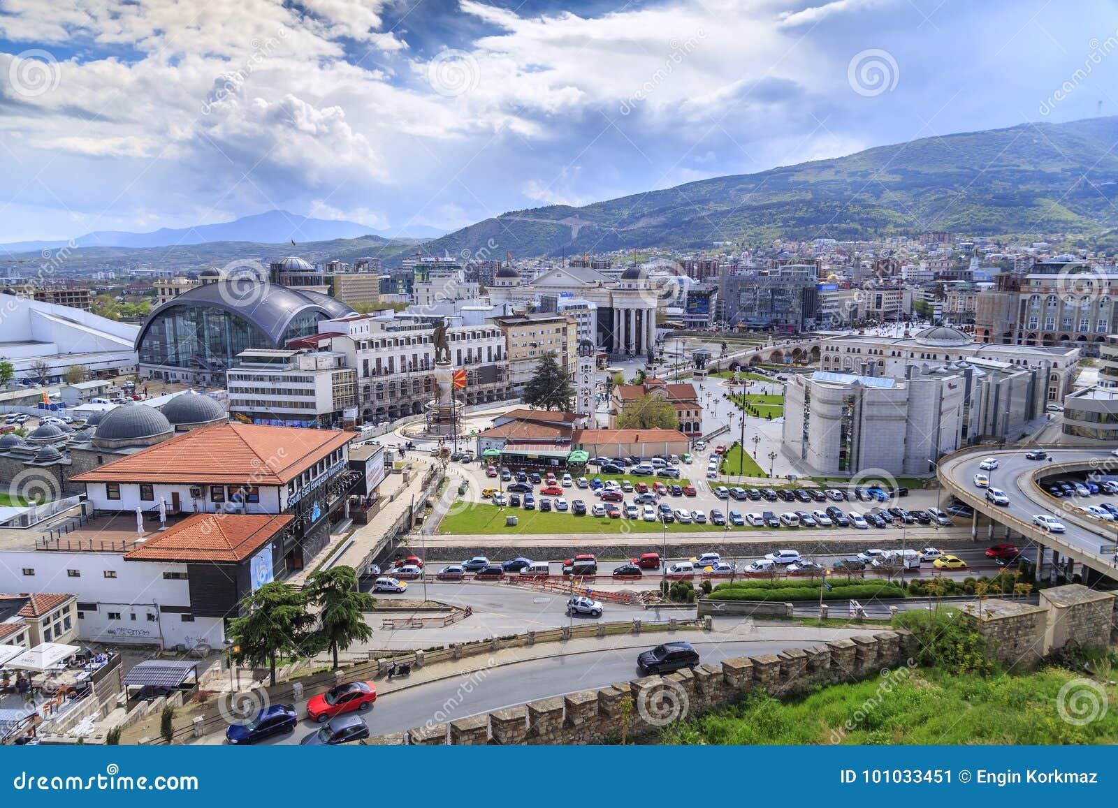 Time To Travel Skopje
