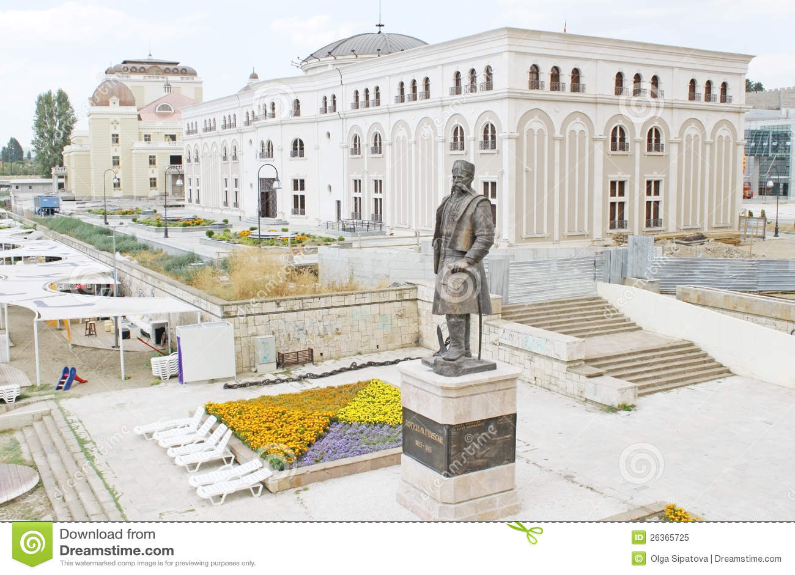 Skopje-Mitte