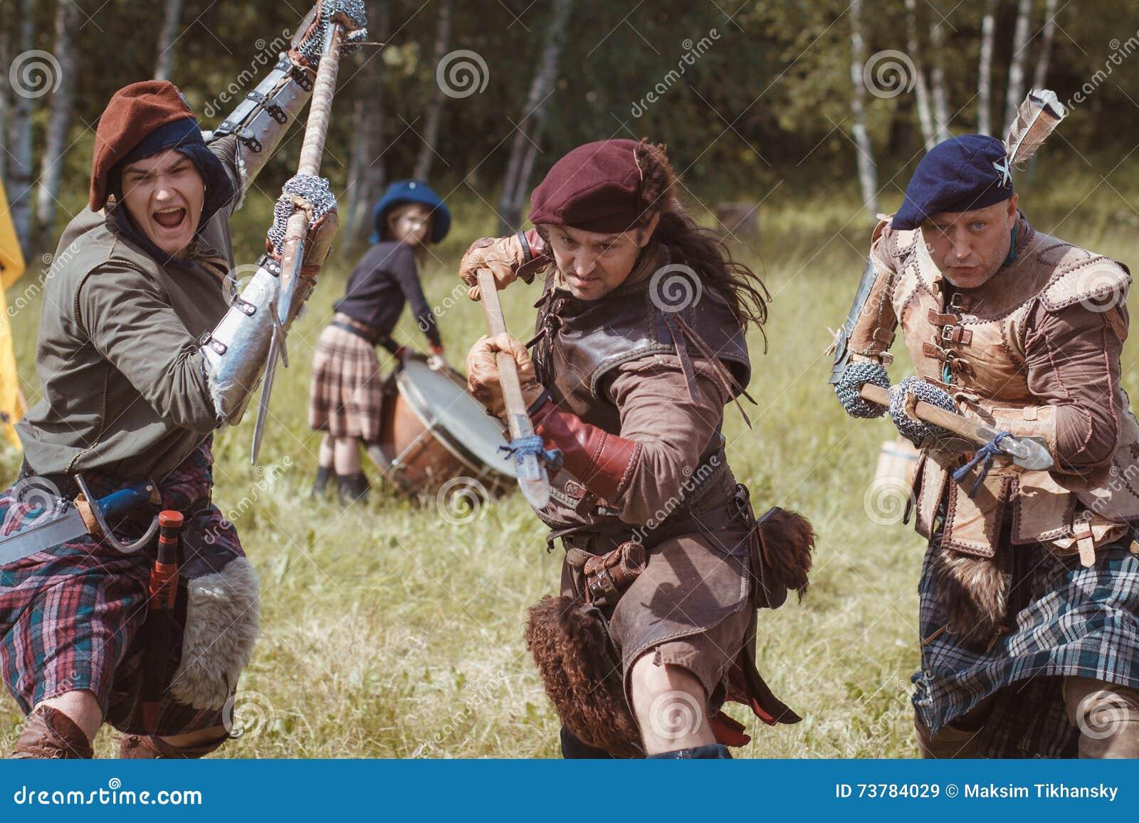 Skotskt infanteri