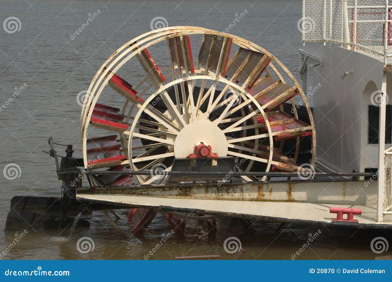 Skovelresthjul