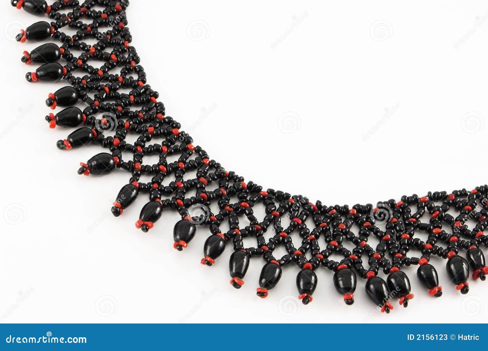 Skraj halsband för pärla