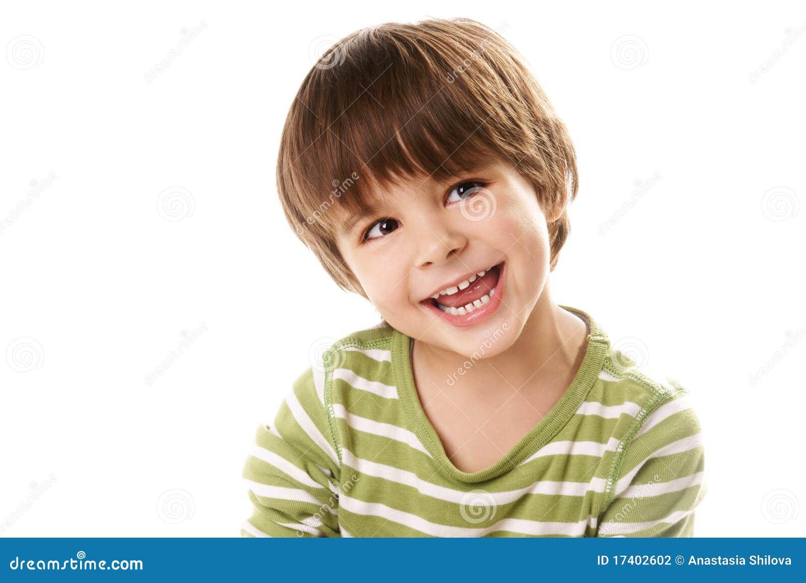 Skratta för pojke