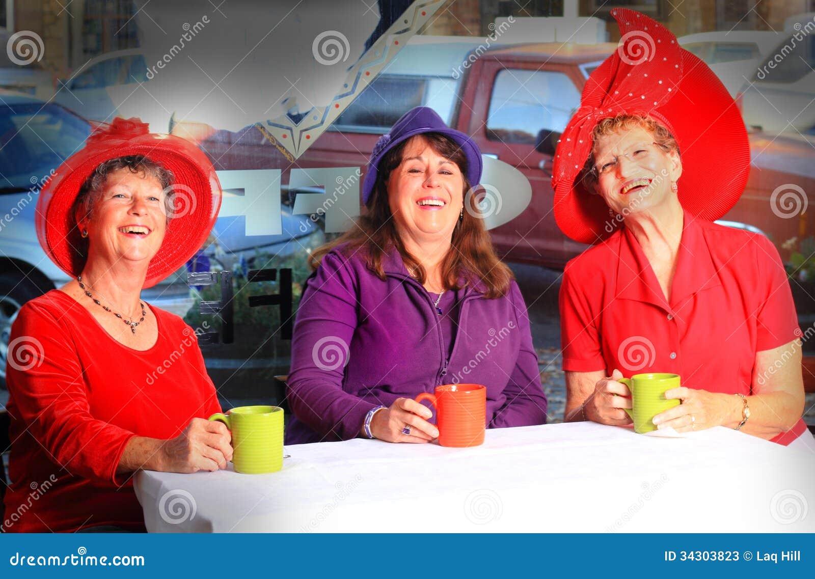 Skratta Red Hat damtoalett