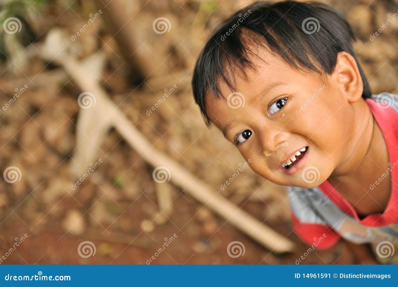 Skriande armod för barn