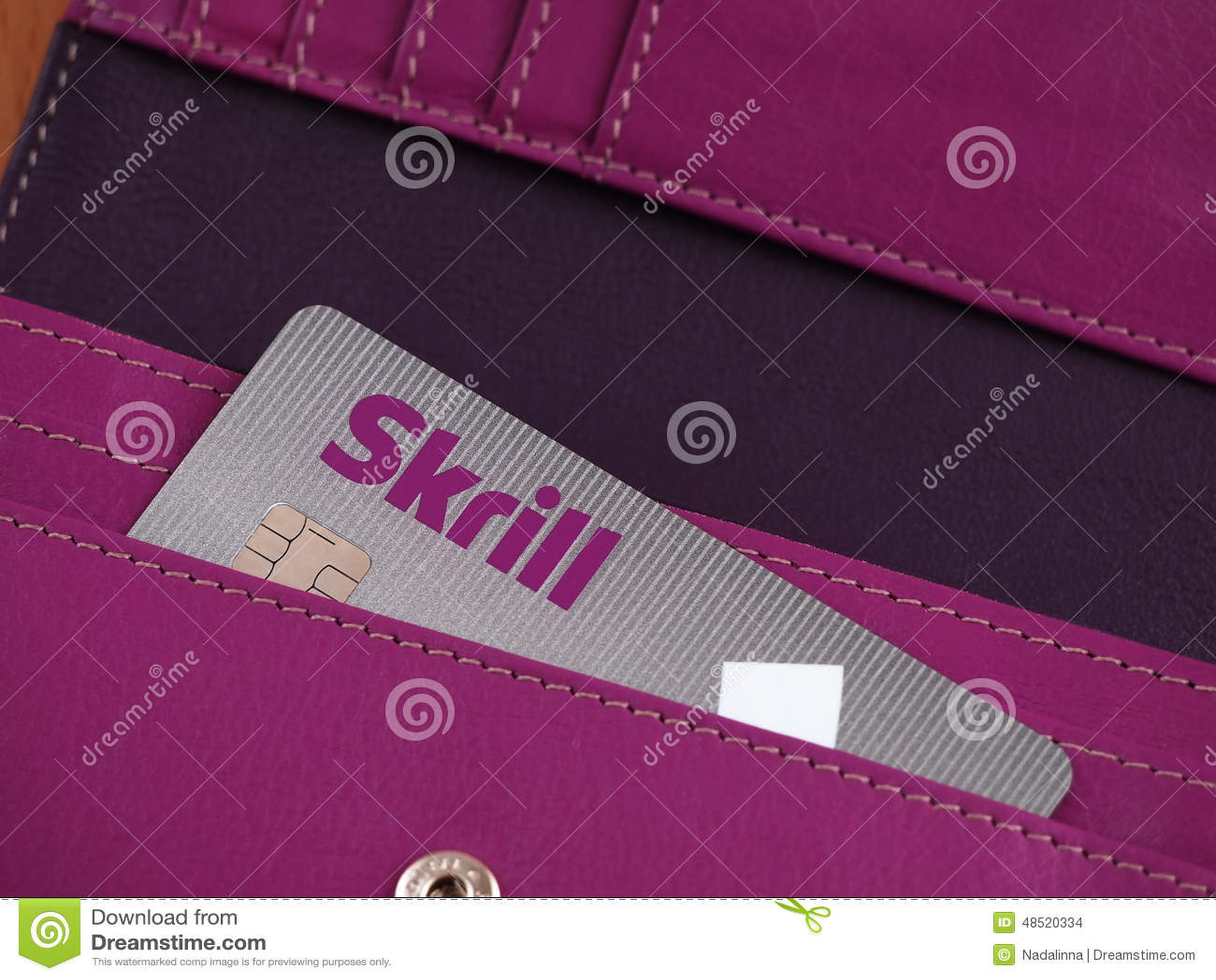 Skrill Wallet